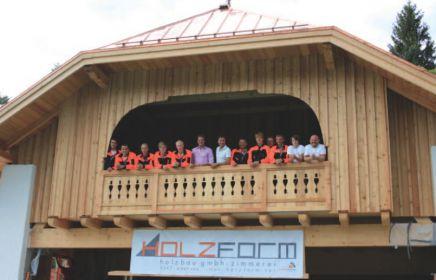 Team Firma Holzform GmbH