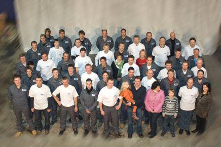 Mitarbeiter 2008