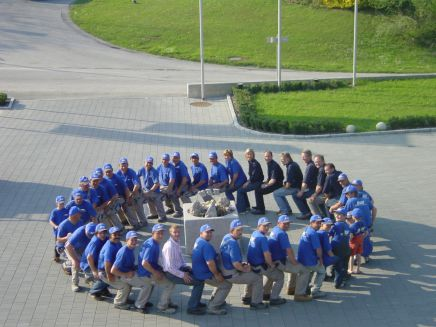 Mitarbeiter 2006